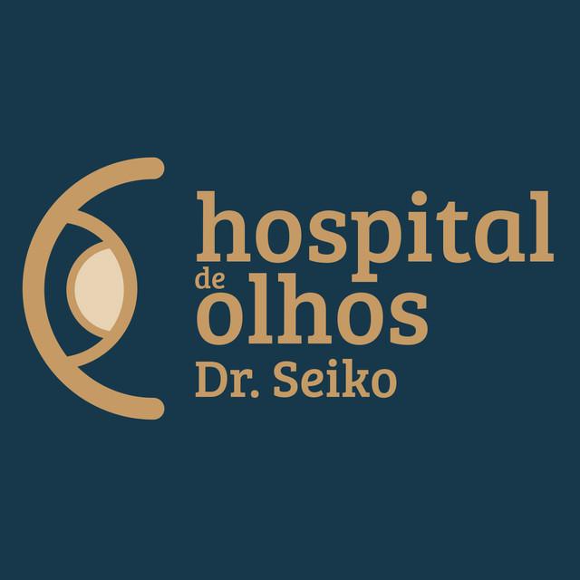 Hospital de Olhos - Logo e Identidade Visual