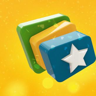 AVBrasil - Logo Vinheta 3D