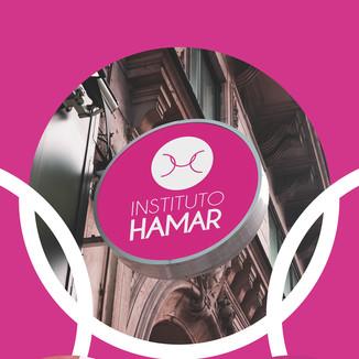 Instituto Hamar - Logotipo e Identidade Visual