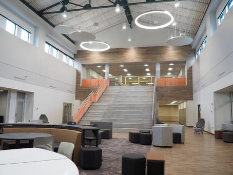New Innovation Center, New Me