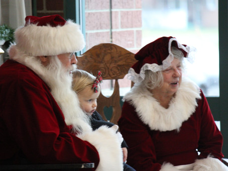 Cookies With Santa: Creating The Magic