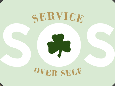 Club Spotlight: Service Over Self Club