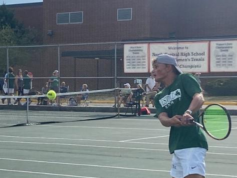 WHS Boys Tennis Aims High for the 2021 Season