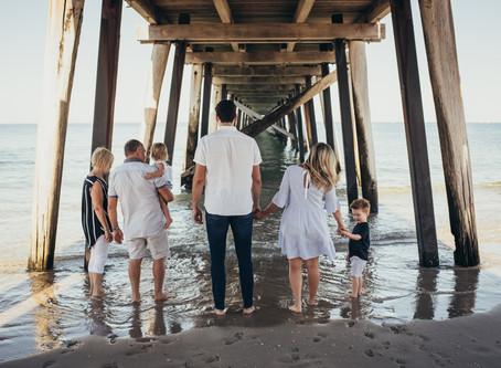 The Lange Family
