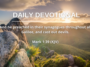 WHY DELIVERANCE?