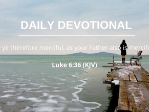 THE HOLY SPIRIT EMPOWERED MERCY
