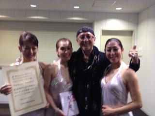 11/23(土)美活フェスティバル ビューティー・ウォーキング・コンペティションで 「ベストパフォーマンス賞」受賞!