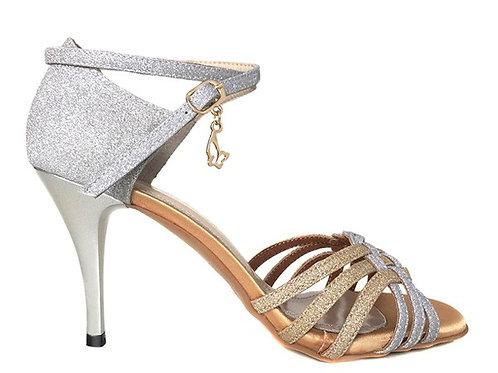 Silver & Gold Glitter