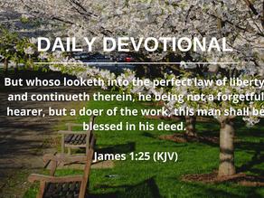 FAITH IN THE BLESSING Pt.2