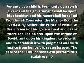 Born As A Child, Given As A Son