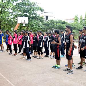 Sahodaya Basketball Tournament