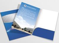 customed-A4-paper-presentation-file-fold