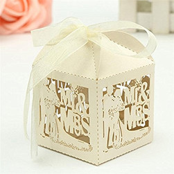 How To Make Your Own Wedding Favours
