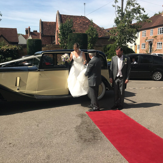 Coralie and Stuart's Wedding, Hertfordshire