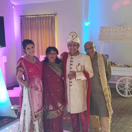 Manish and Jessica's Wedding, Hertfordshire