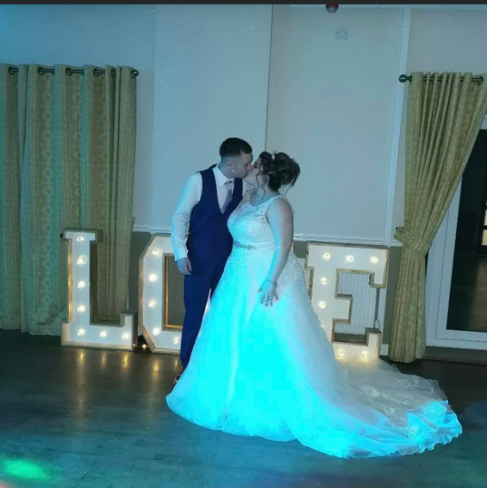 Wedding at Bell's Hotel, Coleford