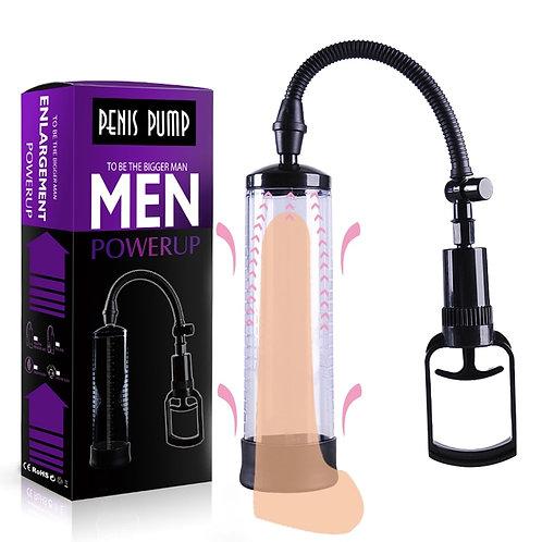 Penis Pump Sex Toys for Men Penis Enlargement Vacuum Pump Male Penis Extender