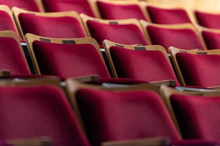 Winspear Seats