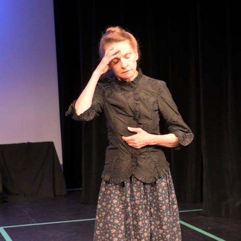 Fraulein Rottenmeier gets one of her  headaches