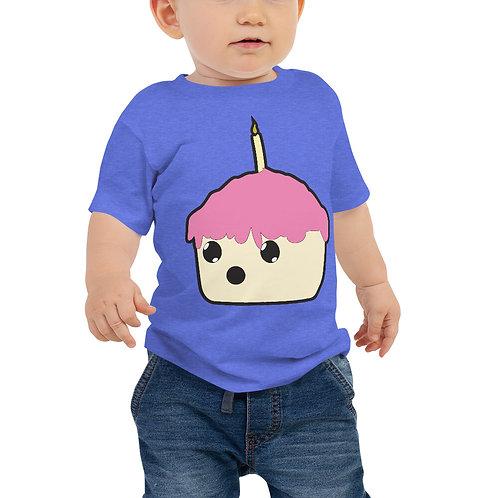 Lil Cupcake Baby Jersey Short Sleeve Tee
