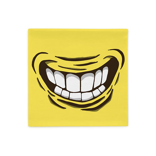 Smiile Pillow Case