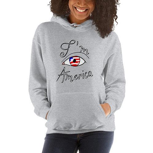 I'm America Unisex Hoodie
