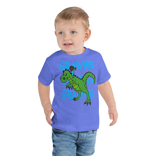 TJ & Rexy Toddler Short Sleeve Tee