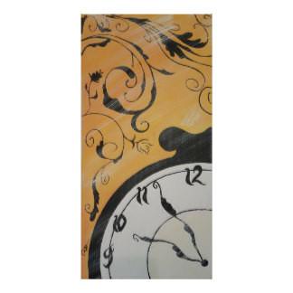 Clocks (1/3) poster