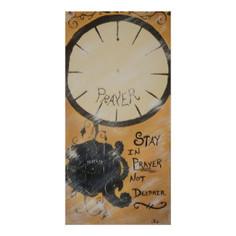 Clocks (2/3) poster