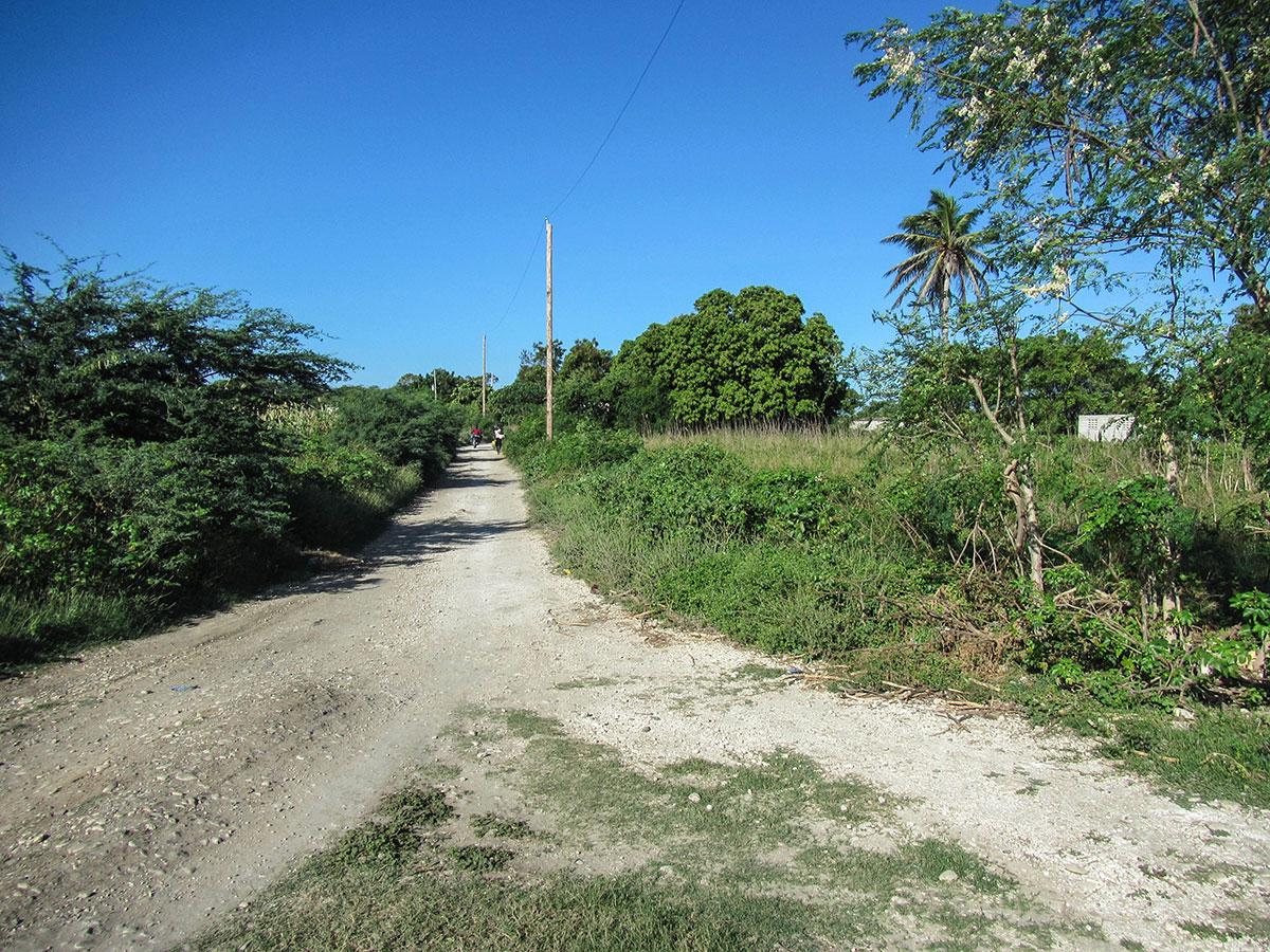 Haiti Roads