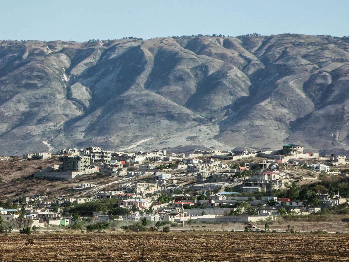 Haiti Settlement