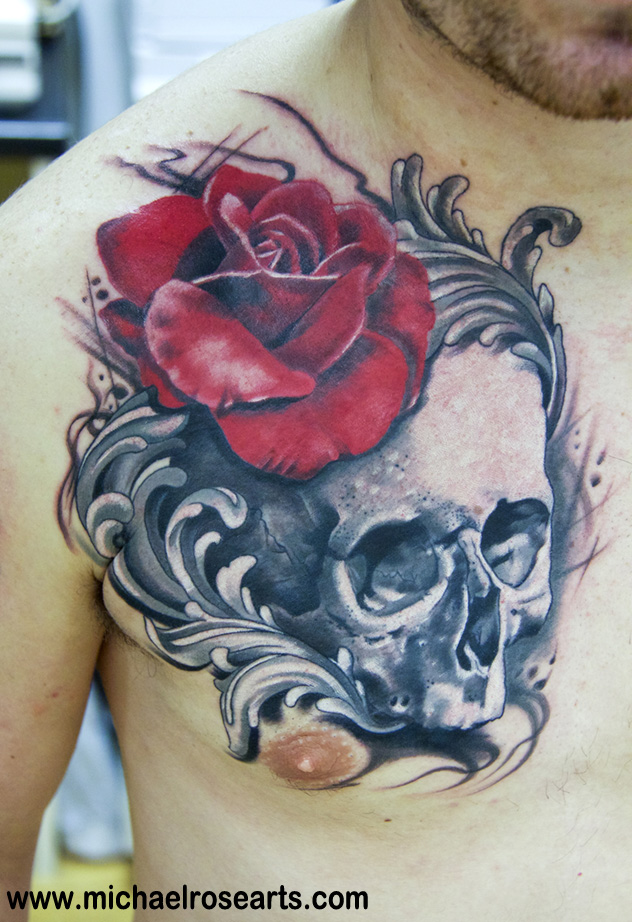 Tattoo By Michael Rose