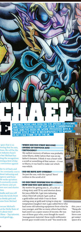 Michael Rose Press