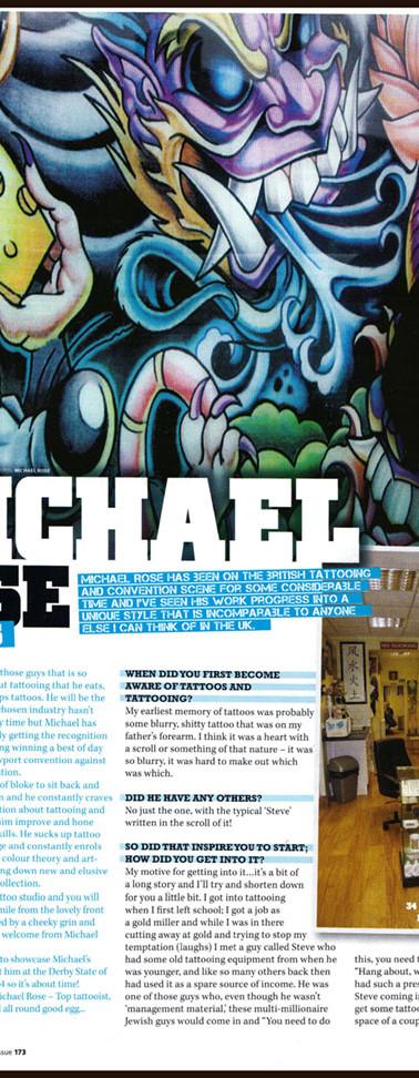Michael Rose Press
