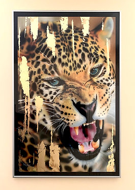 Leopard, Big Cat Gold Series