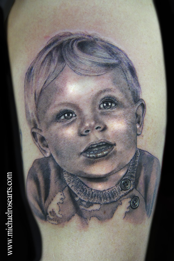 2b5f24dc0 Michael Rose Arts | Tattoos