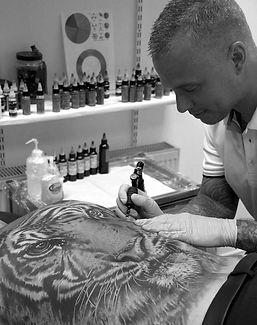 michael rose tattooing