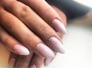 Natcare Beauty Wedding nails