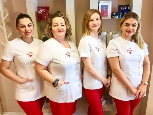 Natcare Beauty Team