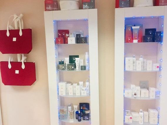 Natcare Beauty Salon Cosmetics