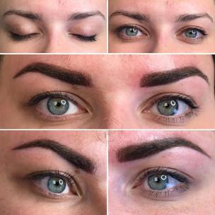 Natcare Beauty semi permanent makeup