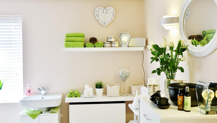 Natcare Beauty SPA Room