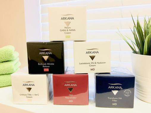 Natcare Beauty Arkana Cosmetics