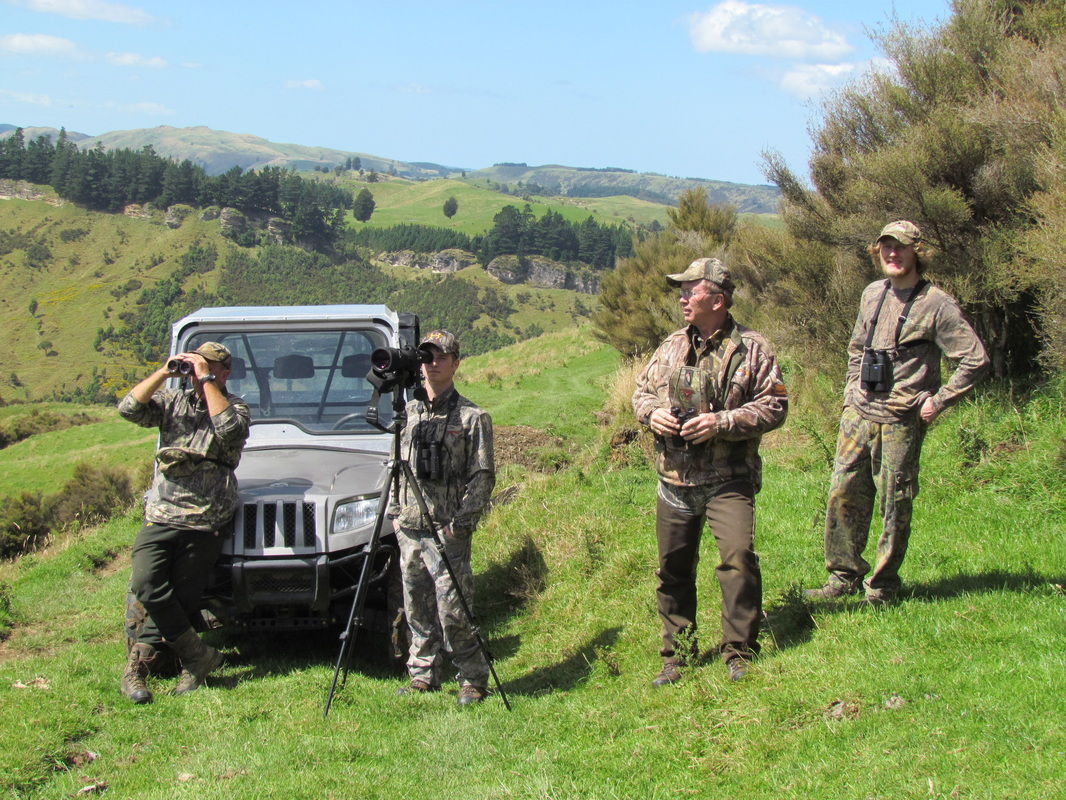 New Zealand Trophy Hunting