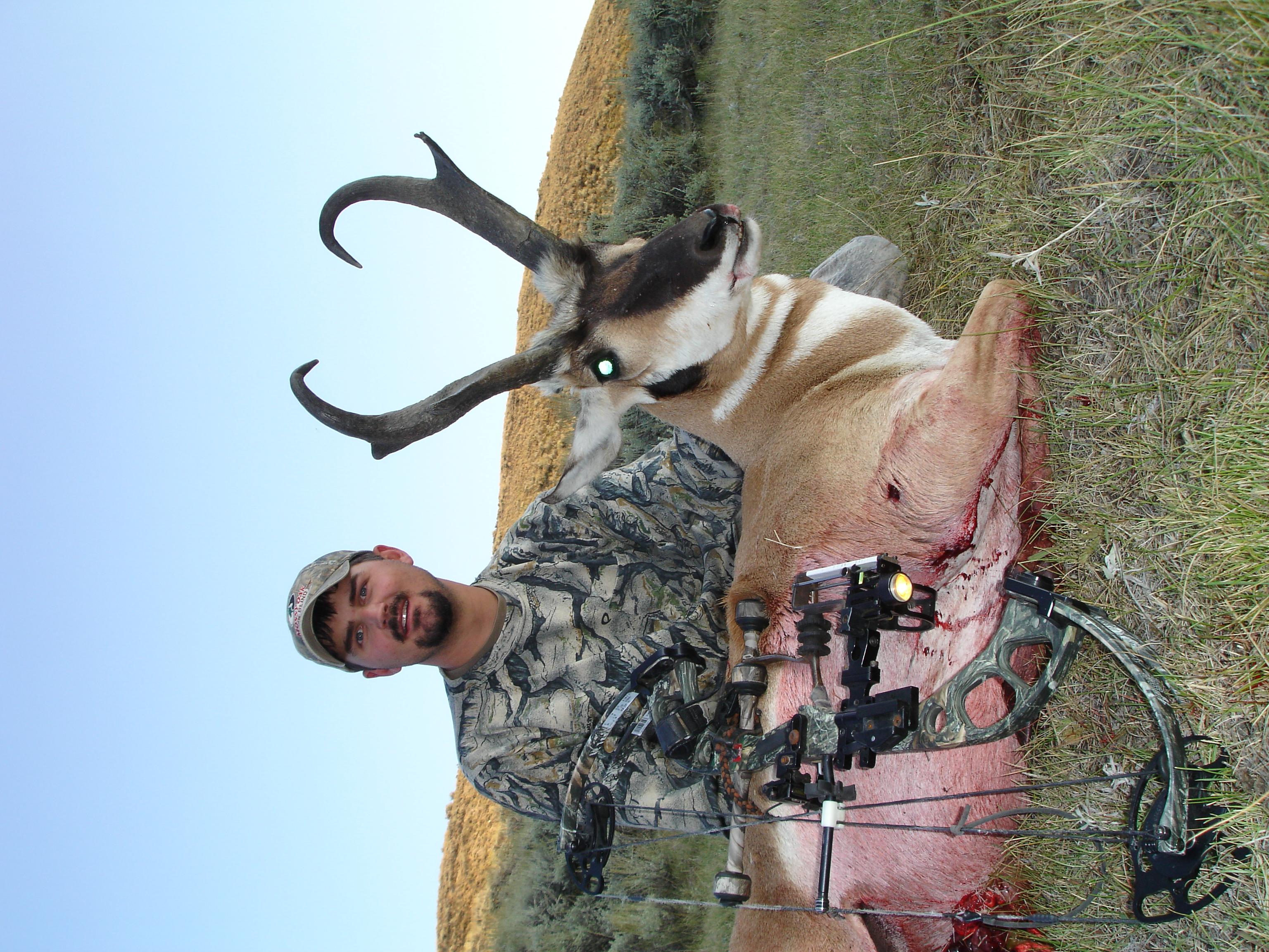 Trophy Antelope SaveryCreekOutfitter