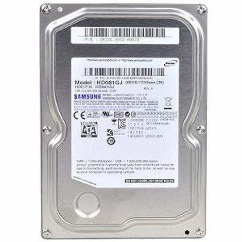 Жесткий диск  SAMSUNG HD082GJ