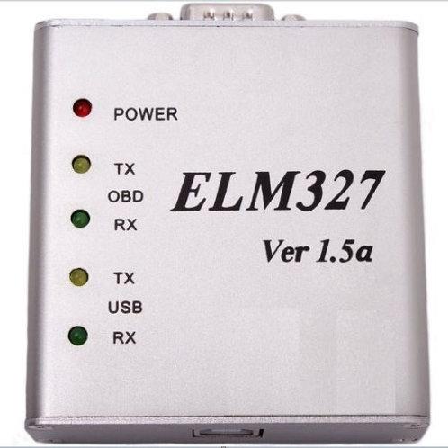 Автосканер ELM327 OBDII  USB, v1.5a