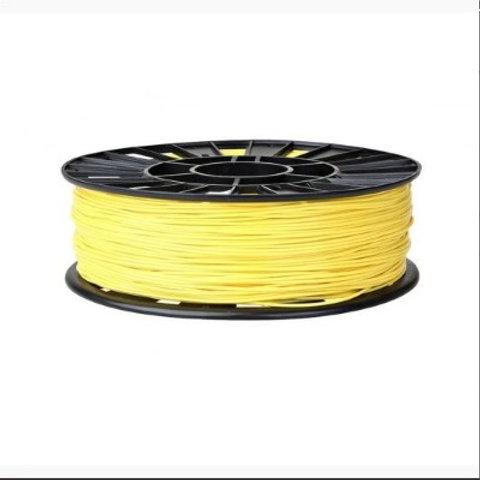 Пластик для 3D печати. Желтый