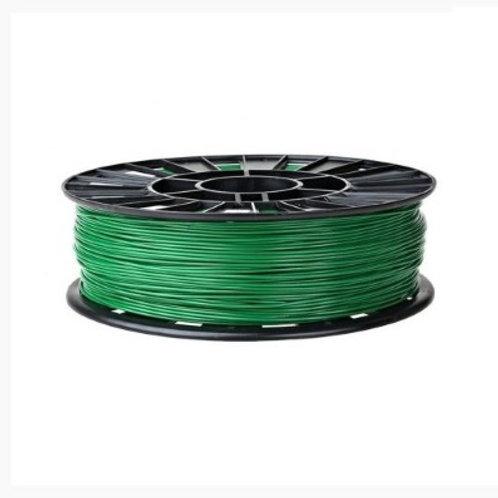 Пластик для 3D печати. Зеленый