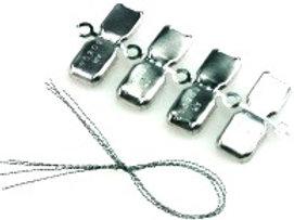 Номерное сигнальное металлическое устройство  «Клипсил»